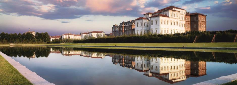 Visite guidée Turin - Venaria Reale
