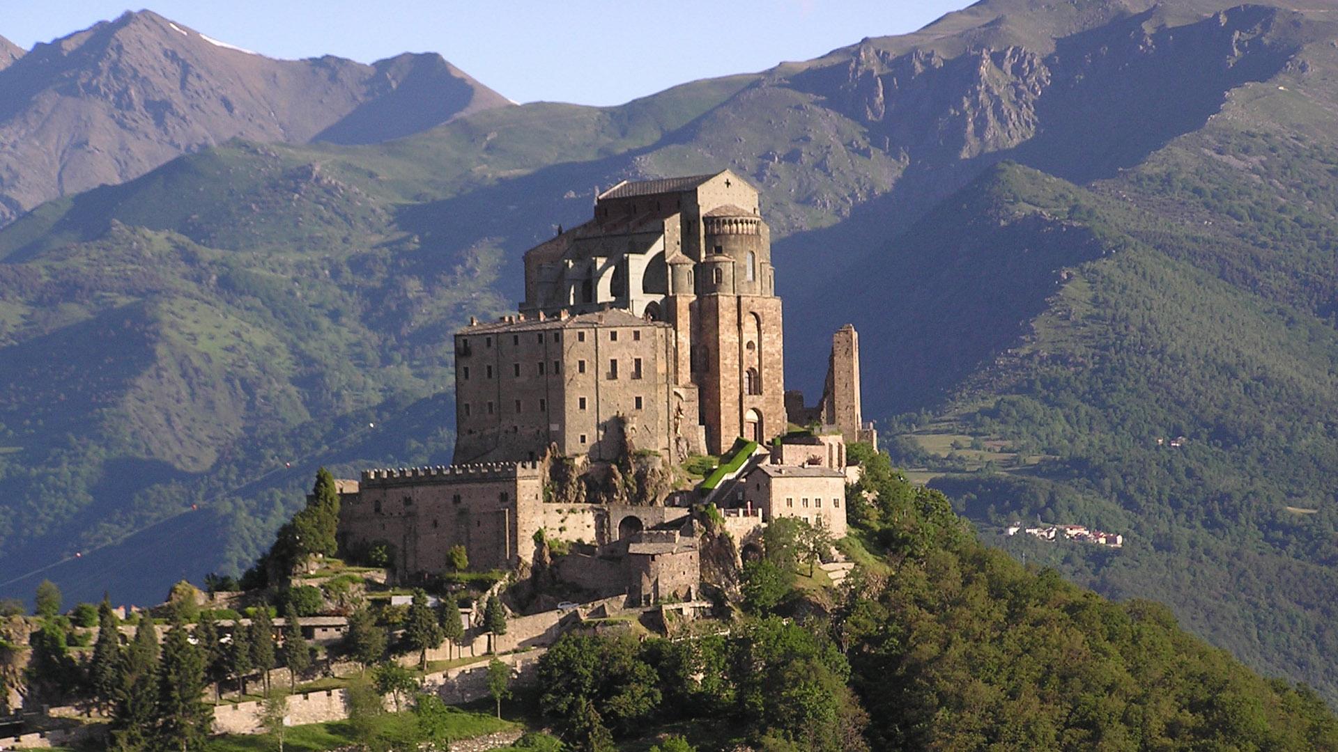 Abbaye Sacra San Michele visite guidée en français