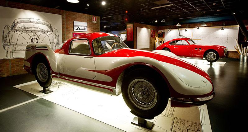 Tour guide Turin - car museum