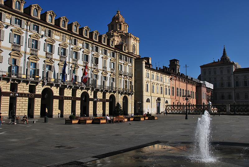 Piazza Castello Kirche San Lorenzo Stadtführung Turin
