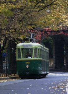 Turin by tramway - Guided tour