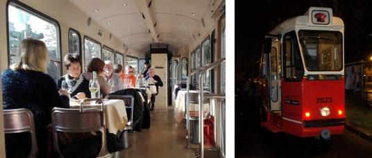 Visite guidée Turin en tram