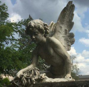 Angelo - cimitero monumentale Torino