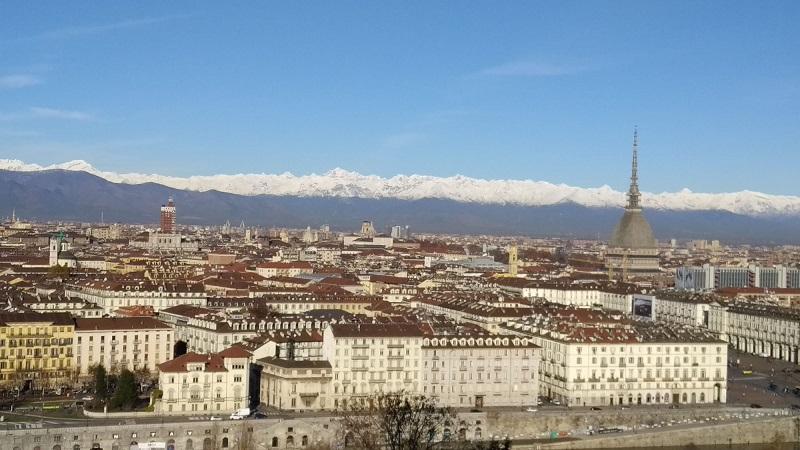 Panorama Turin