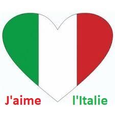 Visites guidées en Italie - drapeau italien