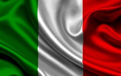 """Cours particuliers d'italien """"chez vous"""""""