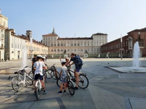 cycle paths Turin bike tours