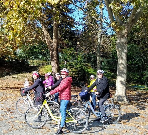 Cosa regalare ad un collega che va in pensione? Tour in bici Torino